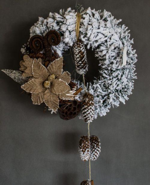 wianek bożonarodzeniowy/dekoracja świąteczna
