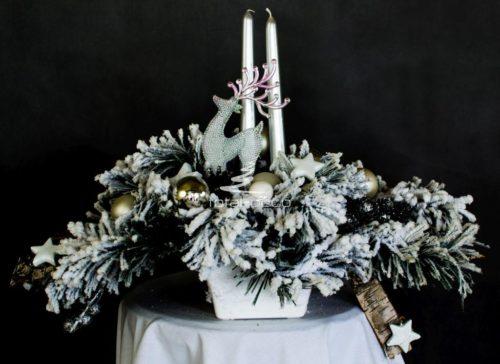 stroik bożonarodzeniowy/dekoracja wigilijna
