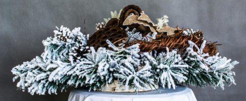 stroik bożonarodzeniowy/stroiki na święta