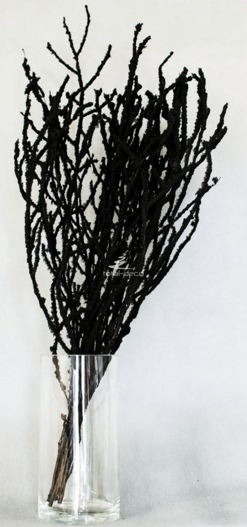Gałązki ozdobne czarne bukiet