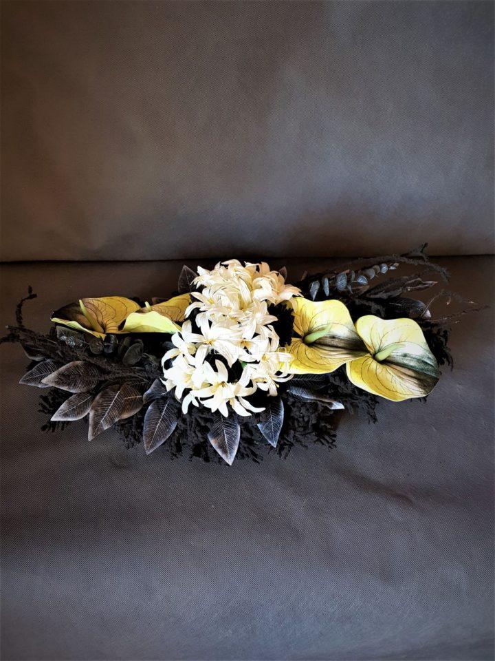 stroik na cmentarz/sklep z wiązankami na cmentarz