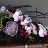 Niepowtarzalne dekoracje na wszystkich świętych/wiązamki na cmentarz