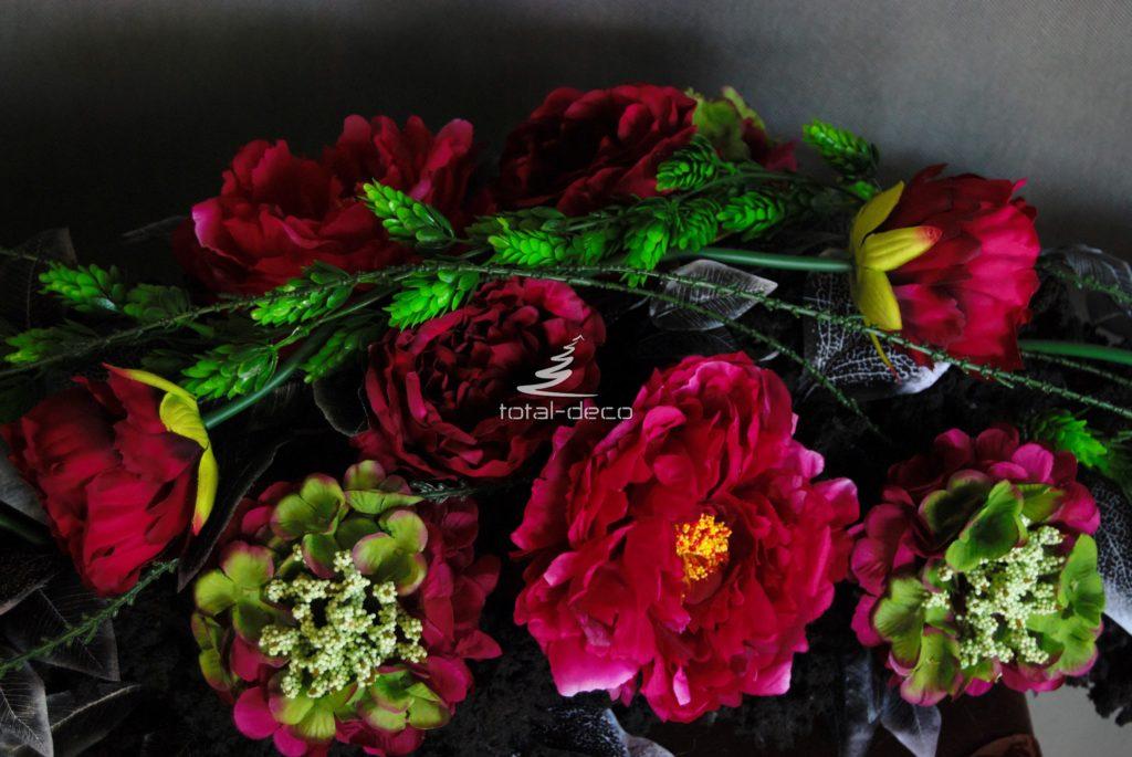 sztuczne kwiaty na cmentarz sklep internetowy