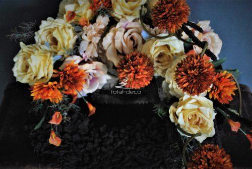 sztuczne wieńce na święto zmarłych tanio