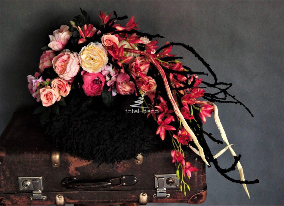 dekoracja nagrobna,stroik na cmentarz sklep