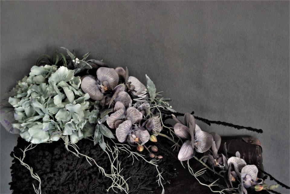 dekoracja nagrobna,stroiki na groby