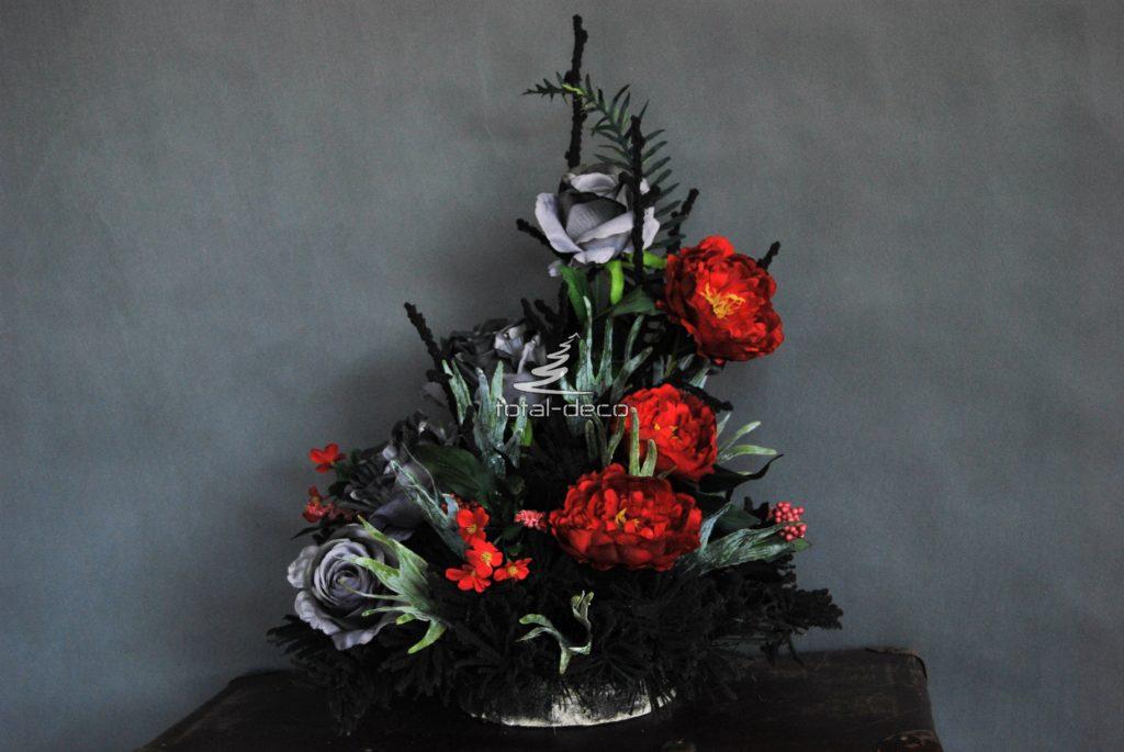 dekoracja nagrobna/stroiki na cmentarz e sklep