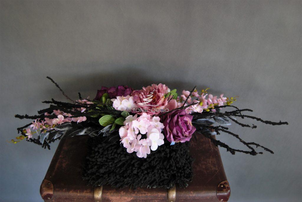 dekoracja nagrobna-stroiki na cmentarz nowoczesne w przystępnej cenie