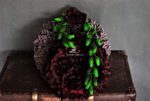 dekoracja nagrobna, wianki na cmentarz sklep internetowy