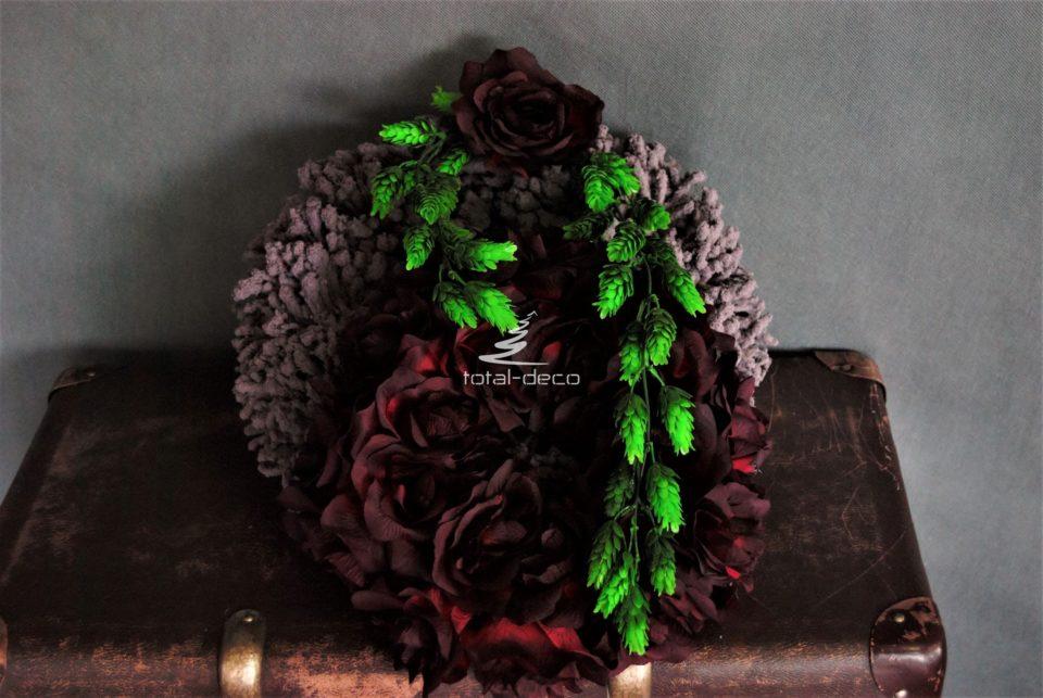 dekoracja nagrobna, stroik na cmentarz sklep internetowy