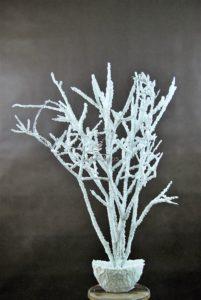 Dekoracja na stół drzewko