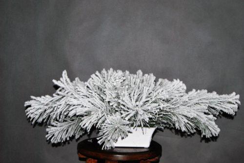 Podkład pod dekoracje nagrobną odporna na deszcz dekoracja świąteczna całoroczna na stół na zewnątrz do domu ozdoba