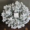 Podkład pod stroik świąteczny