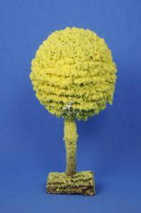 Choinka oryginalna kula limonkowa