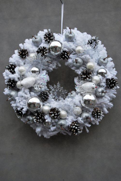 wieniec bożonarodzeniowy/wianek świąteczny