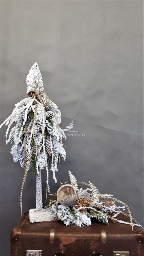 najpiękniejsze choinki bożonarodzeniowe choinka stroik nowoczesne ubranie choinki strok drewno