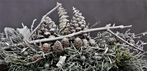 stroik bożonarodzeniowy/ozdoba świąteczna