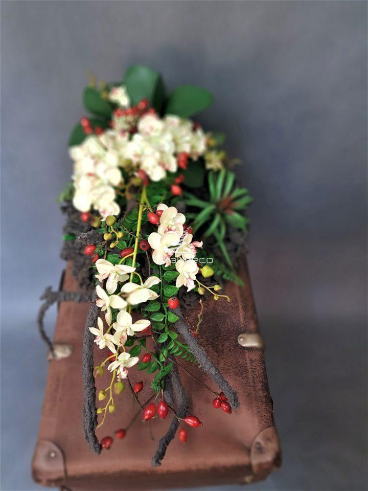 stroiki na cmentarz/e-wiązanki nagrobne