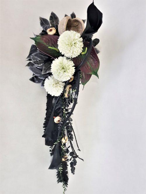 wiązanka na cmentarz/e dekoracje nagrobne