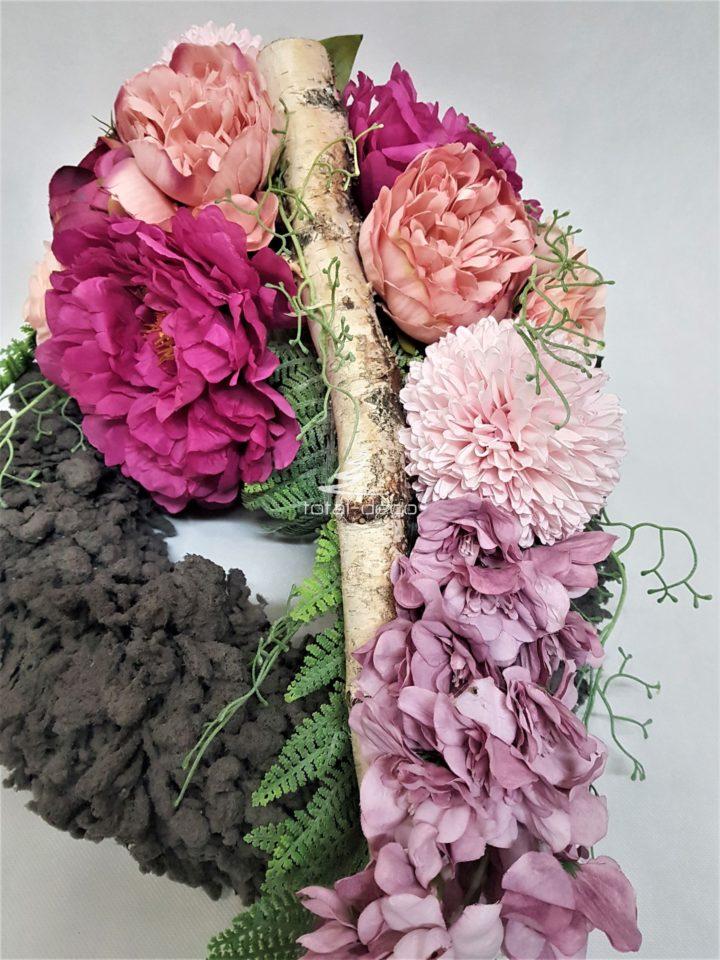 kwiatowe kompozycje na cmentarz/sklep online