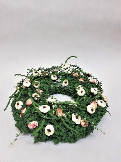 niespotykany wianek ozdobny/kompozycje kwiatowe