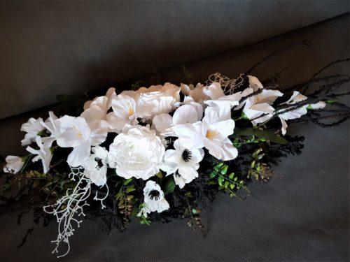 wiązanka na cmentarz/e sklep z dekoracjami na cmentarz