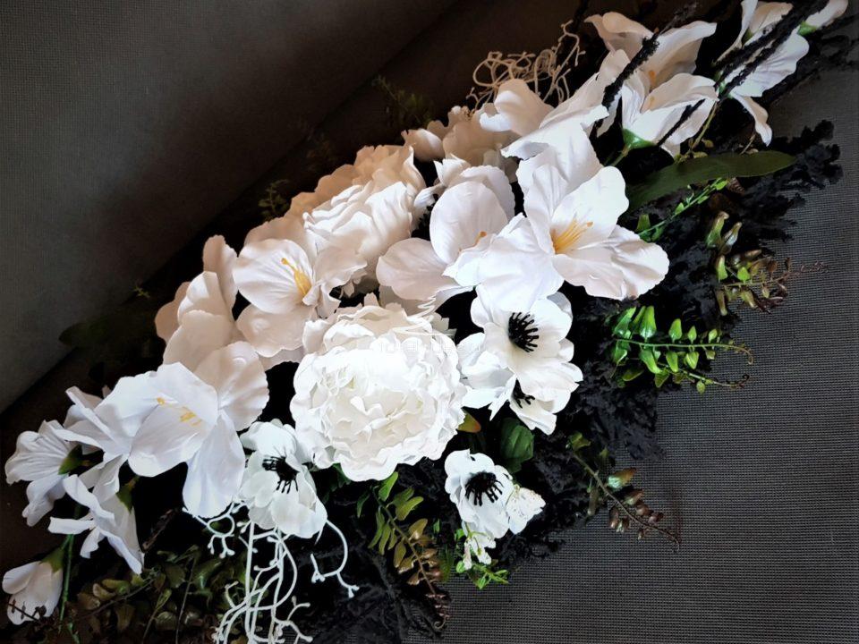 dekoracja nagrobna/stroiki na cmentarz sklep internetowy