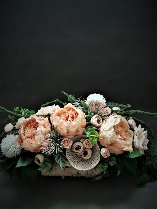 stroik na cmentarz/kompozycja nagrobna