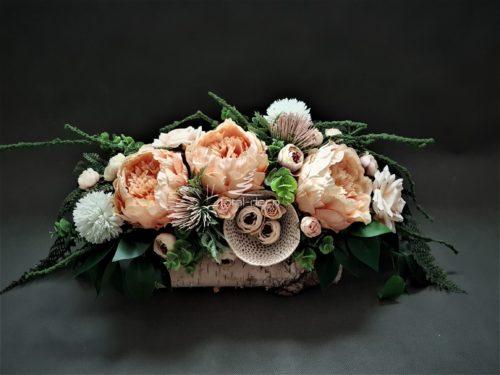stroiki na cmentarz/dekoracje cmentarza wielkanocne