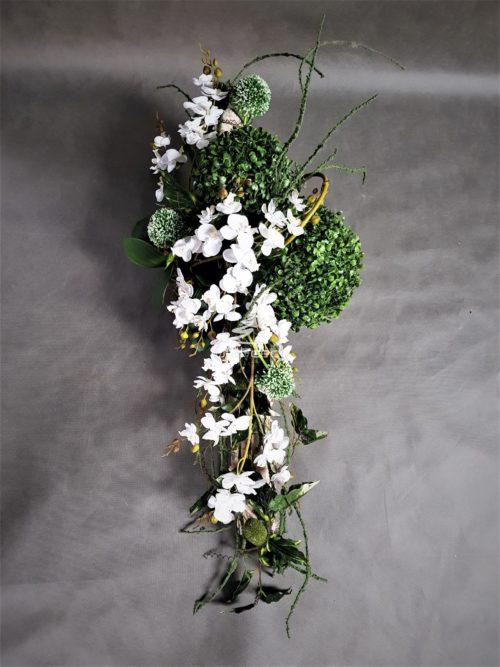 wiązanka na cmentarz-kompozycja na grób