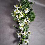wiosenny stroik na cmentarz