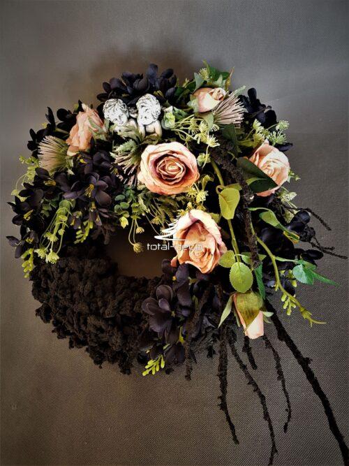 wieniec na cmentarz/wiązanki na Wszystkich Świętych