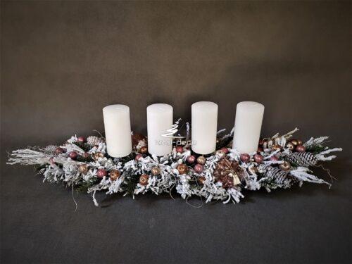 stroik świąteczny/kompozycja wigilijna
