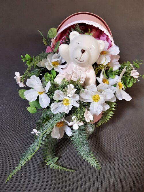 flower box -baby box
