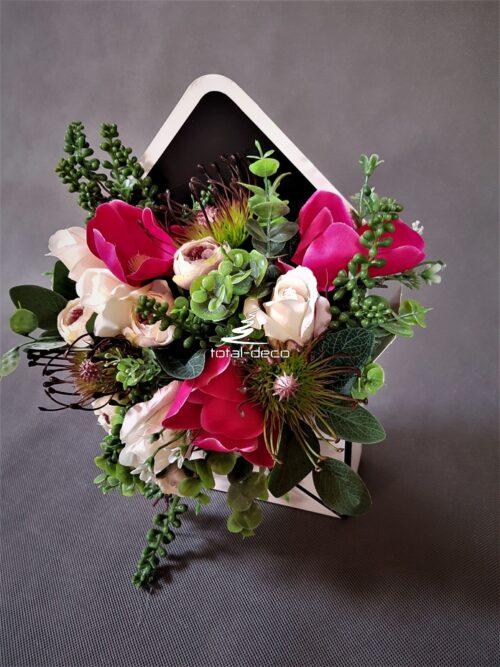 flower box/kompozycja kwiatowa