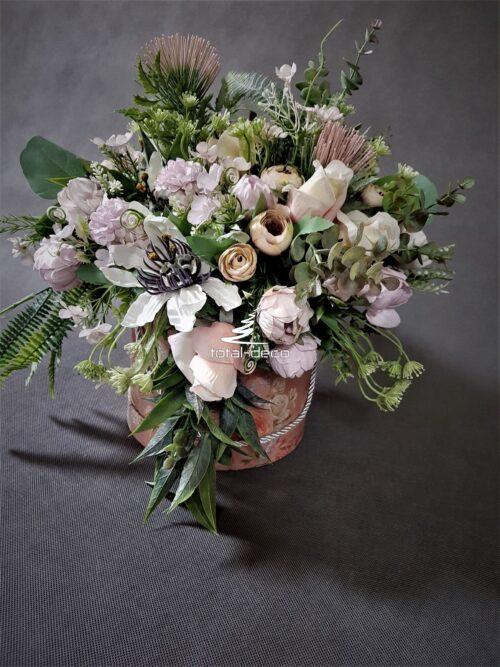 flower box/prezent na urodziny