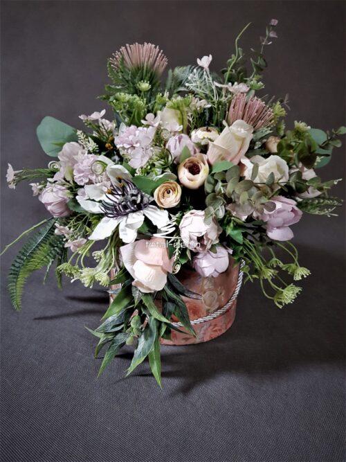 flower box/nowoczesna dekoracja