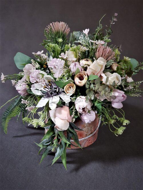 flower box/prezent na wesele