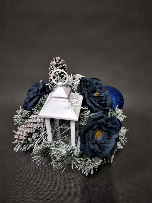 stroik nagrobny/świąteczne dekoracje na cmentarz