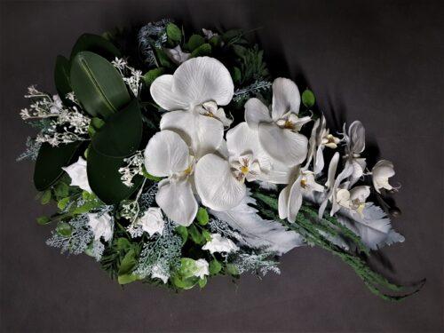 stroik na cmentrz w bieli