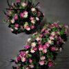 sielskie stroiki na cmentarz/komplety kwiatów na groby