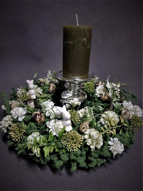 stroik wielkanocny/dekoracja na stół wielkanocny