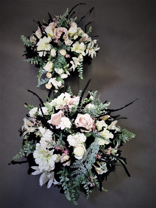 stroiki na cmentarz/wiązanka&bukiet na pomnik